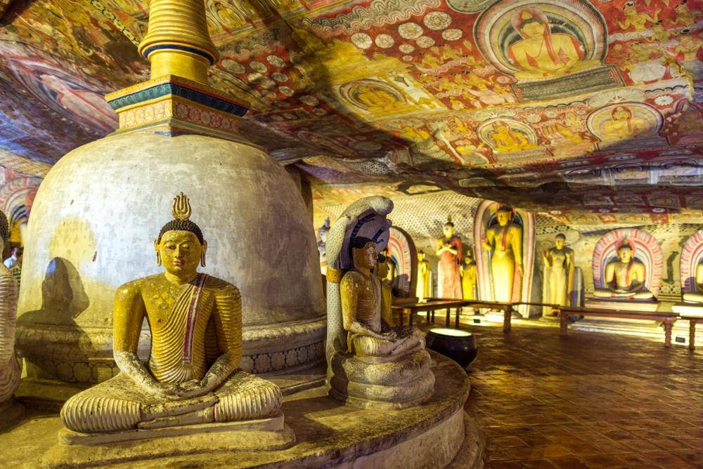 shutterstock 1099002764 - II Международный Форум«Современная традиционная народная медицина и духовные практики»  на Шри - Ланке