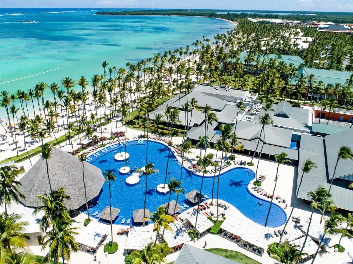 Отель Barcelo Bavaro Beach в Доминикане