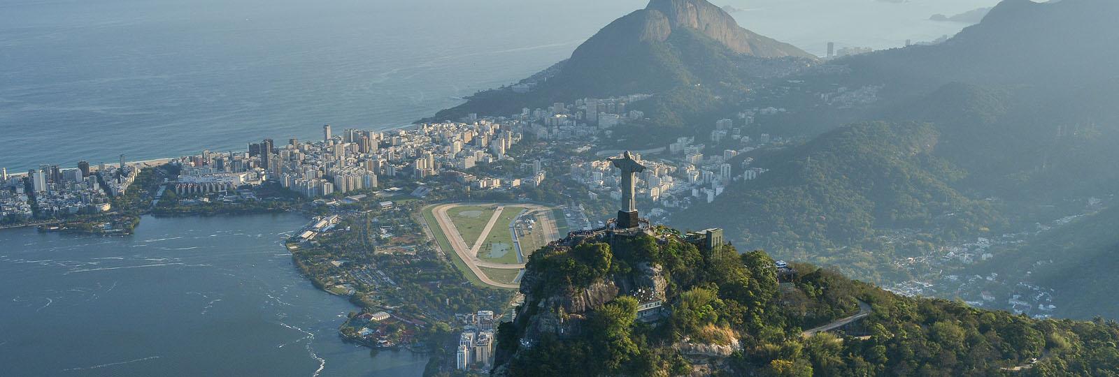 Летим в Бразилию с Anex Tour