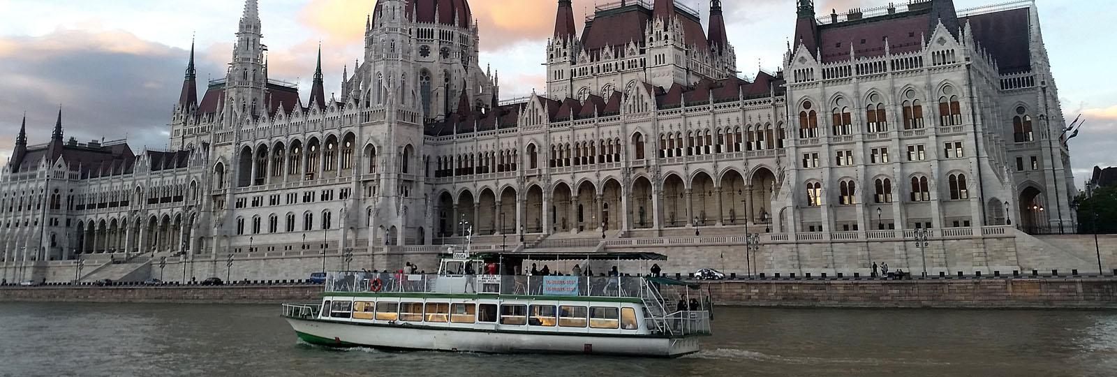 Оздоровительный и экскурсионный туризм в Венгрии от ANEX Tour