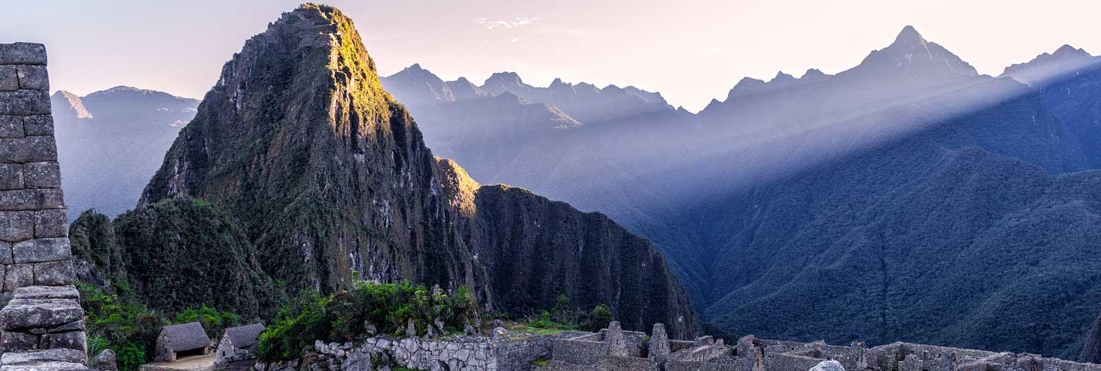 Открываем Перу с ANEX Tour