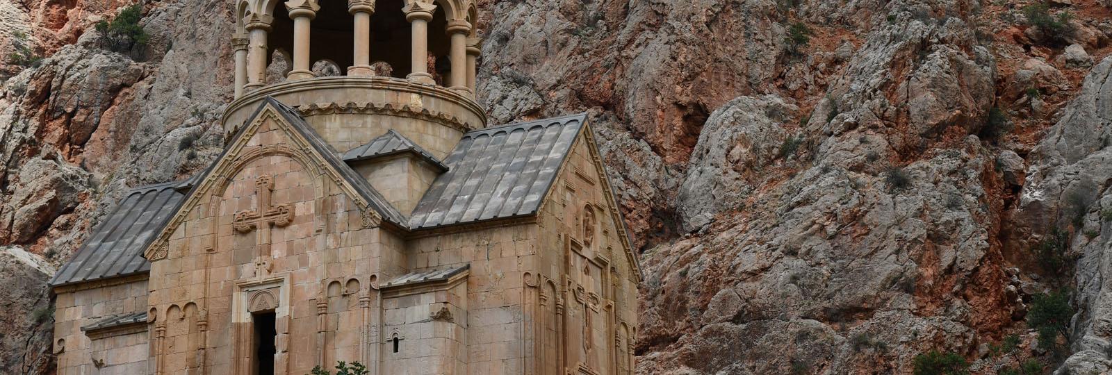 ANEX Tour предложил новые курорты Армении
