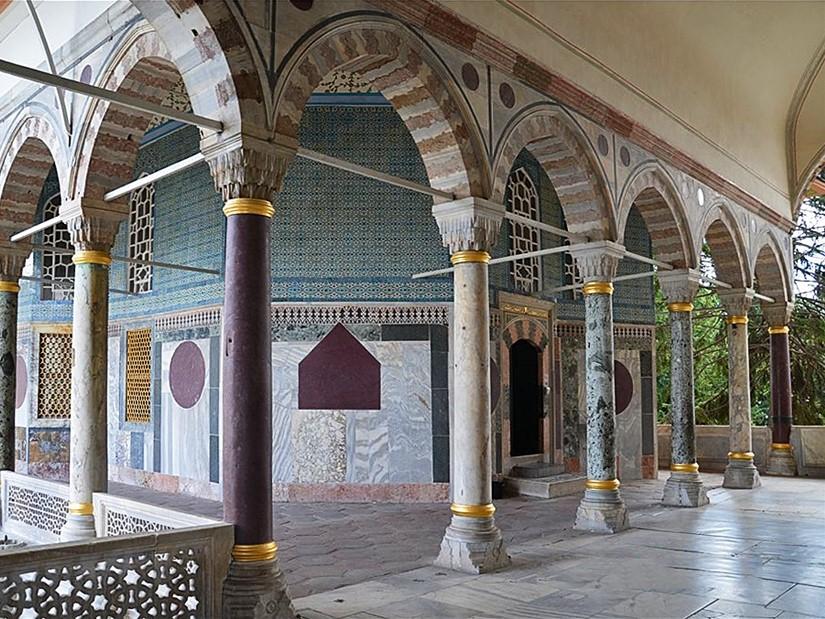 дворцы и мечети османской империи фото внутренних войск пожалуй