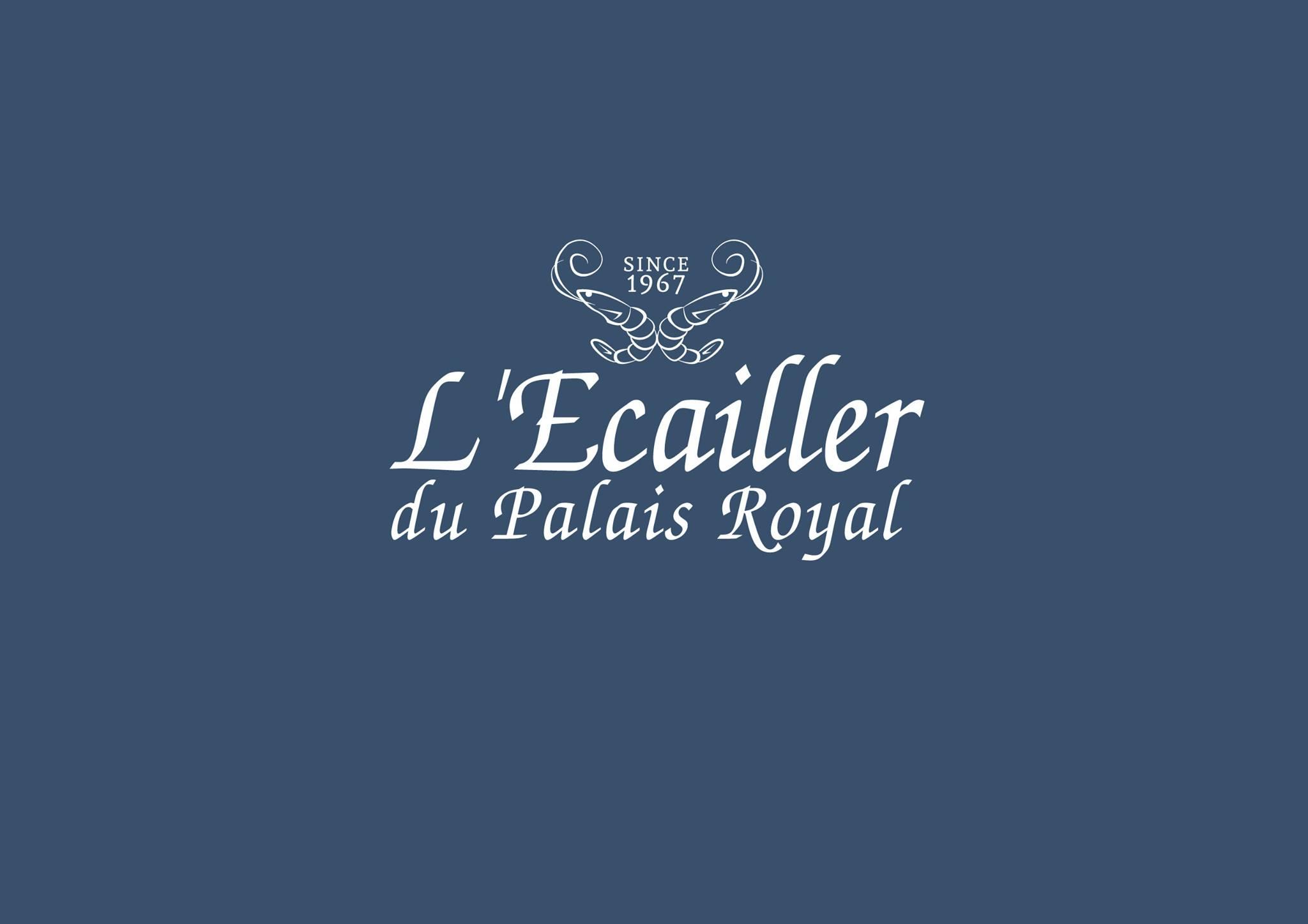 L'ecailler du Palais Royal