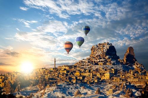 Комбинированные туры в Турции