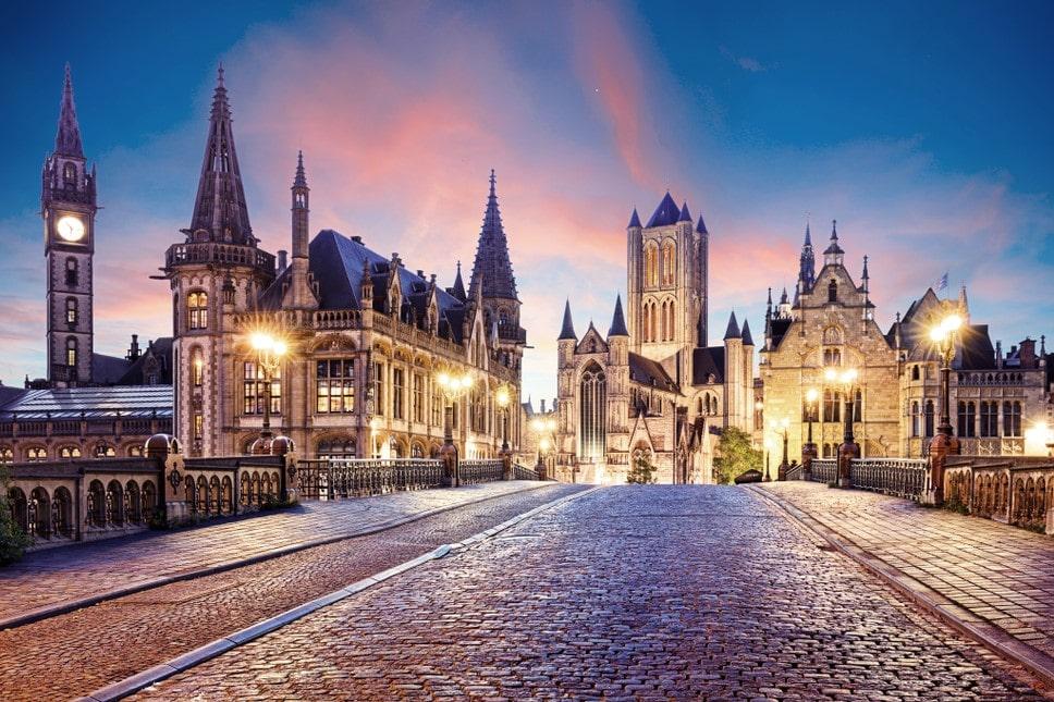 Бельгийская сказка