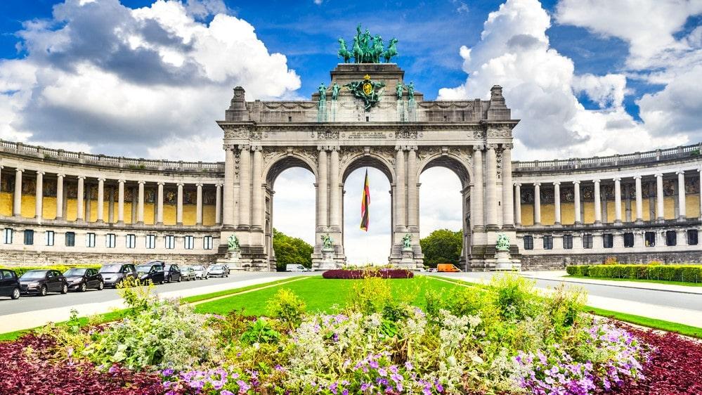 Город Брюссель