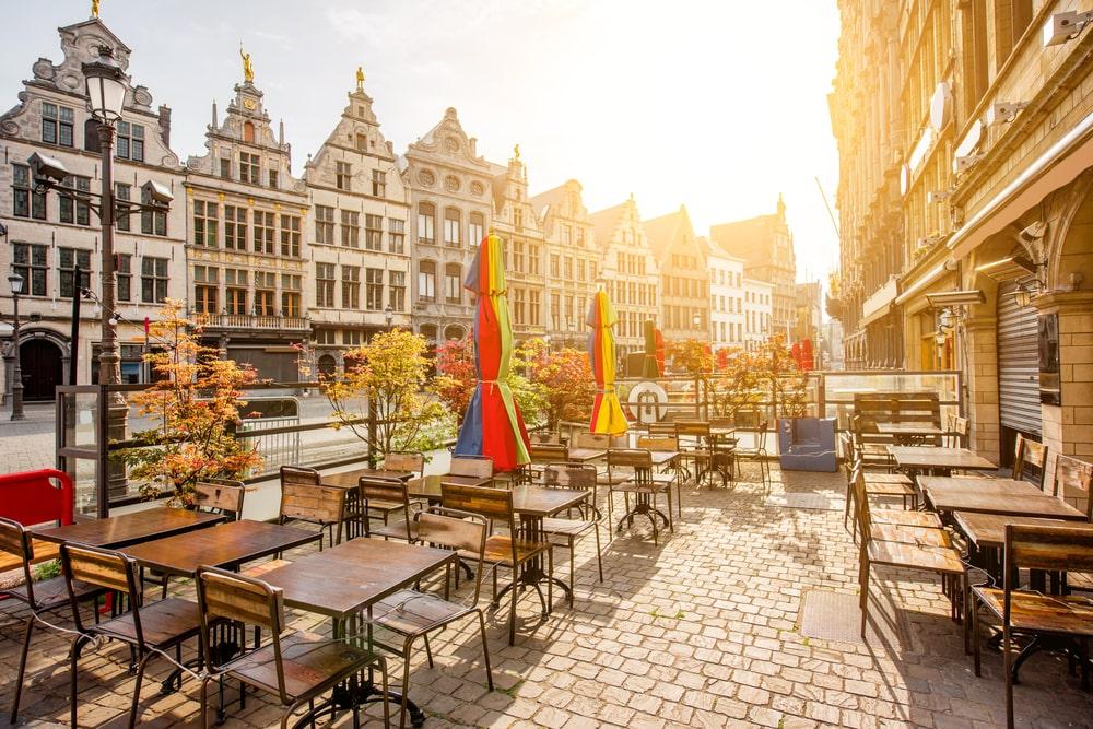 Long-stay weekend в Антверпене