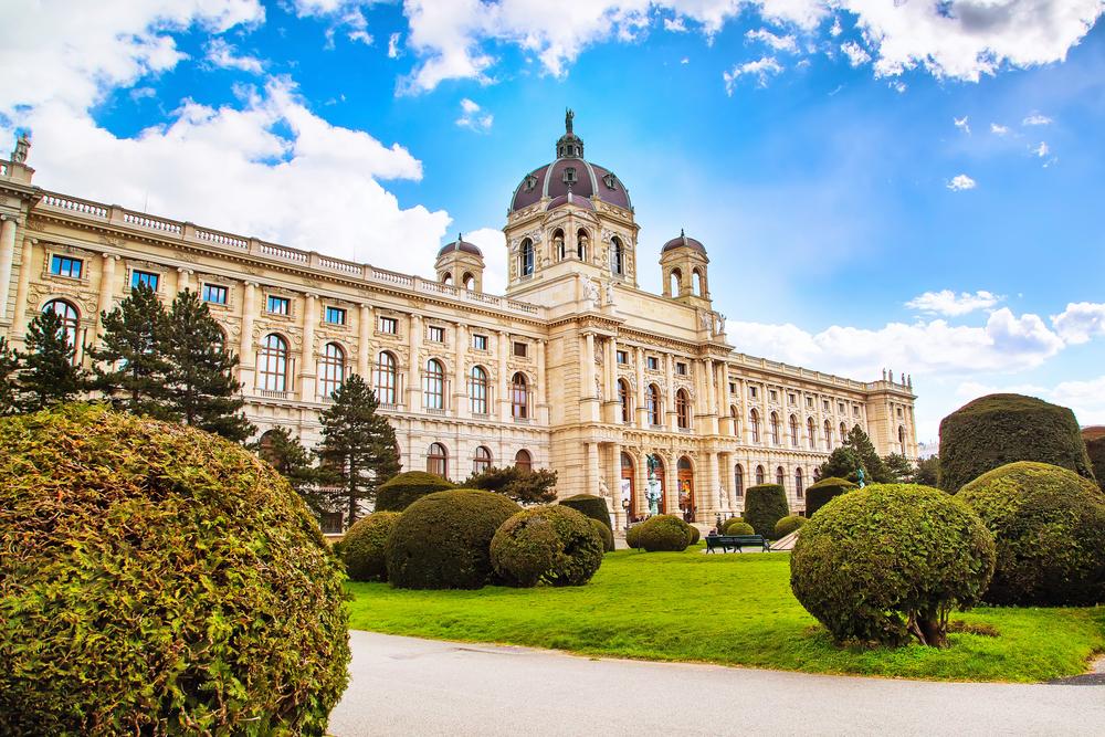 Квартал музеев в Вене