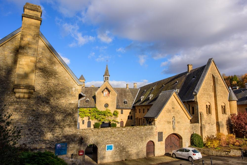 Пивные монастыри Бельгии