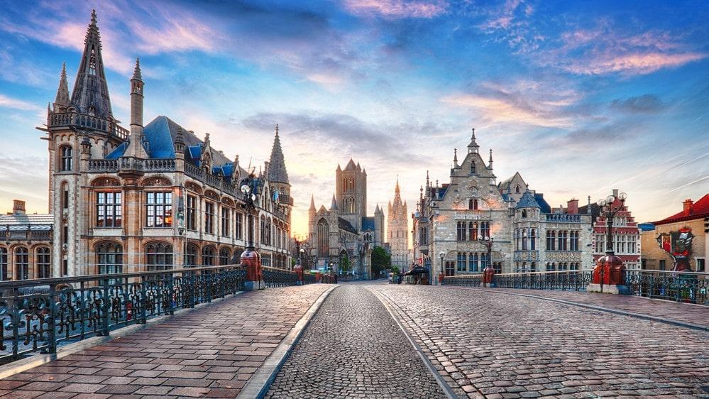 Брюгге и Гент