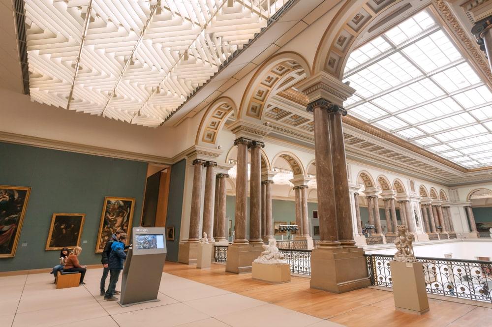 Королевский музей изящных искусств
