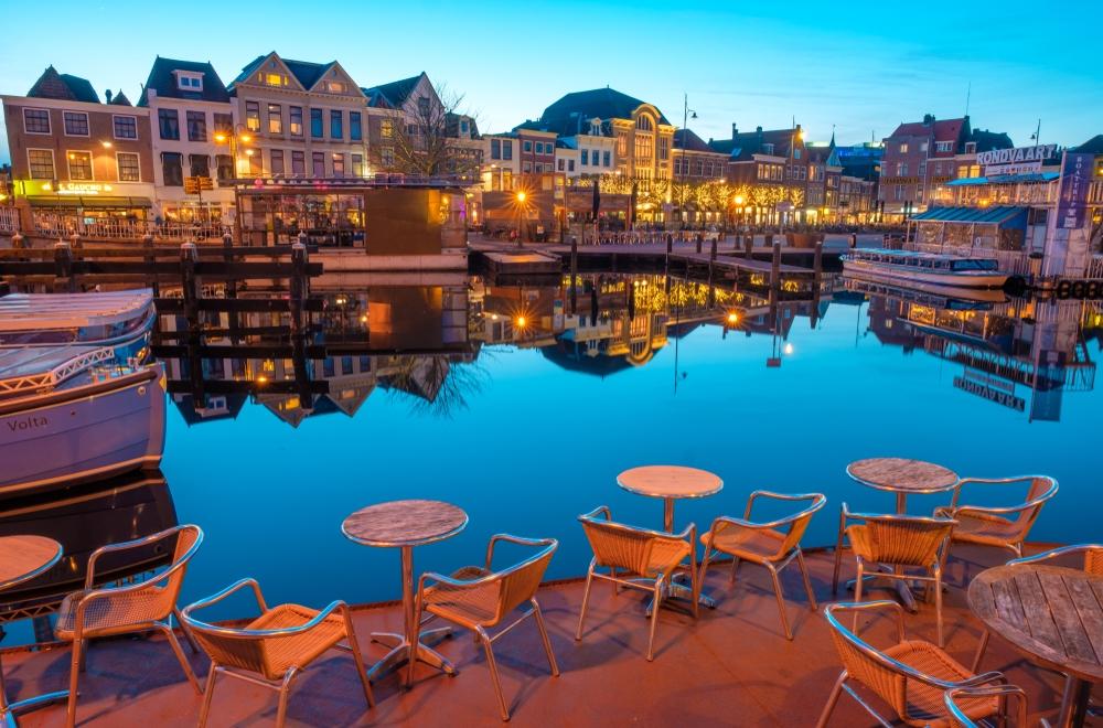 Роттердам и Лейден
