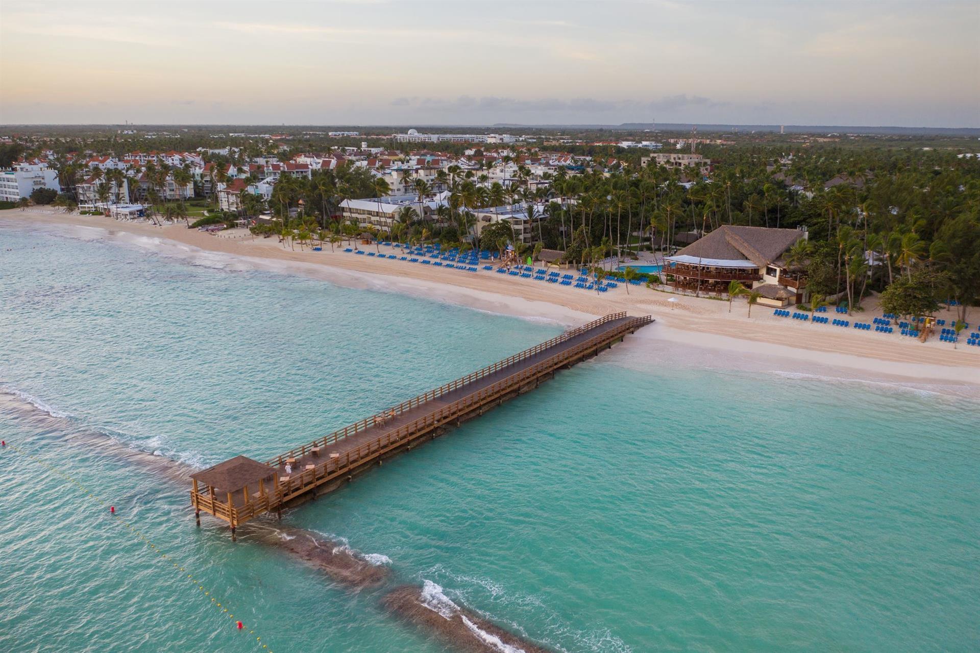 Насладитесь великолепным сервисом в отеле Доминиканы!