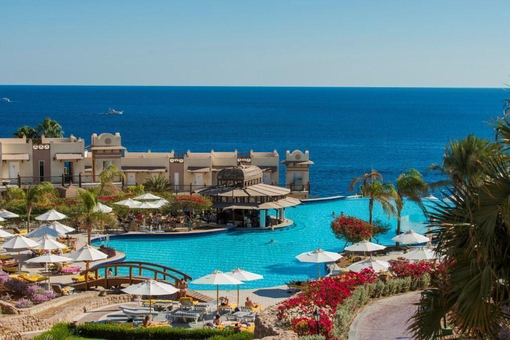 Шарм-эль-Шейх — самый популярный курорт Египта