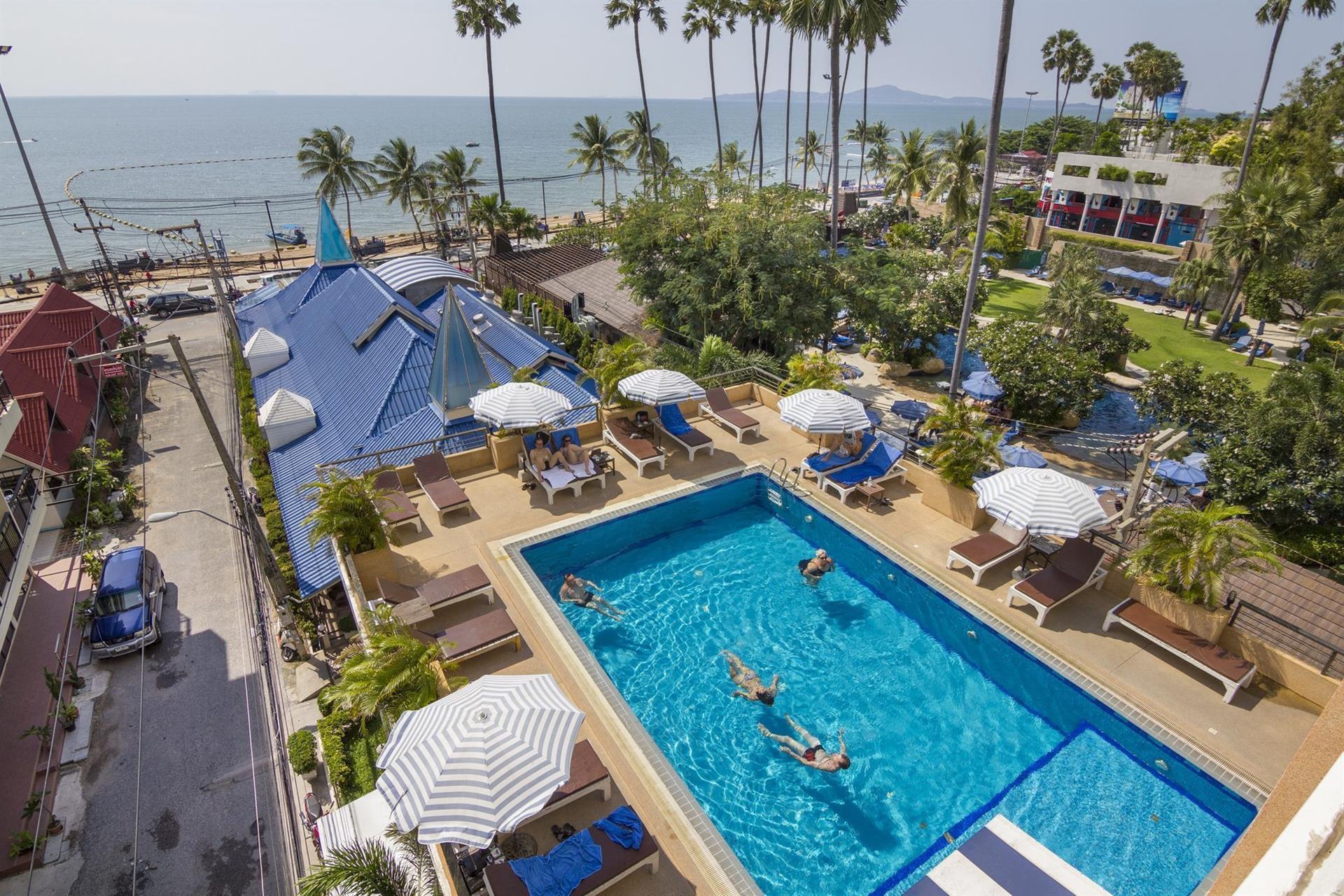 Eurostar Jomtien Beach 3 (Thailand Pattaya Jomtien): photos and description, service, entertainment and reviews of tourists 65