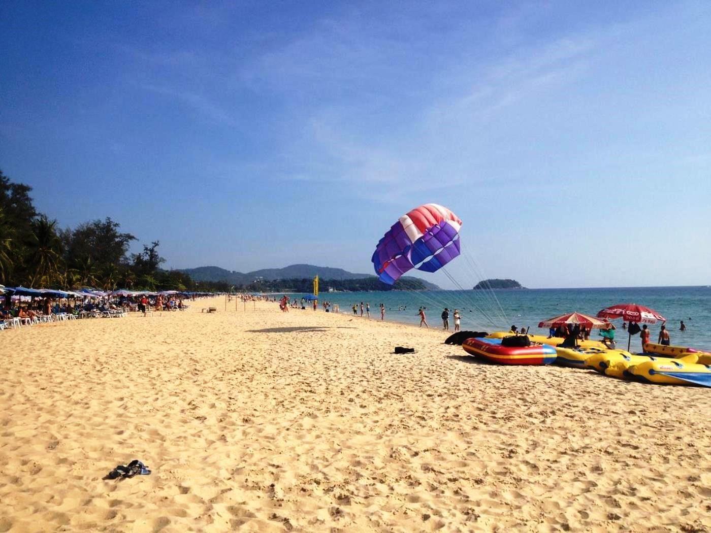 Отличный отдых в Тайланде!