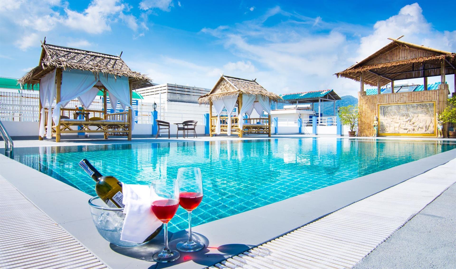 Тайланд, Пхукет, отель M-NARINA HOTEL 3*