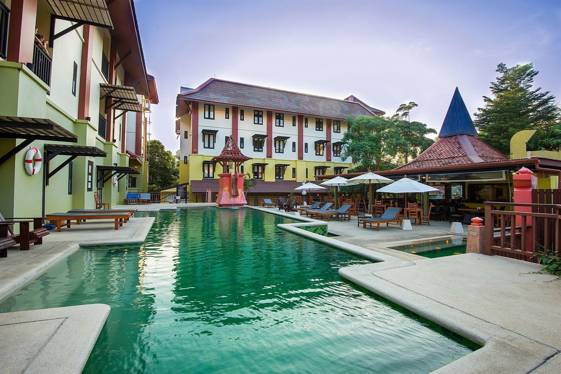 The Phulin Resort 3 (Phuket, Karon, Thailand): hotel description, service, reviews 66