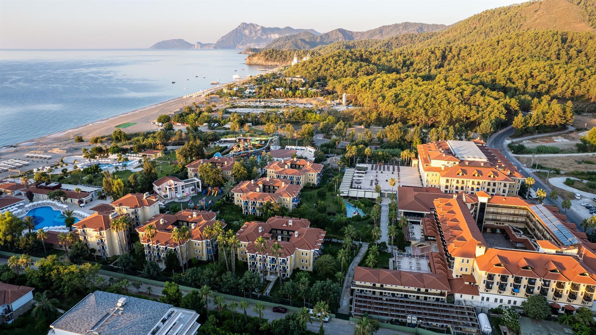 Приятный отдых в Турции в шикарном отеле !!!