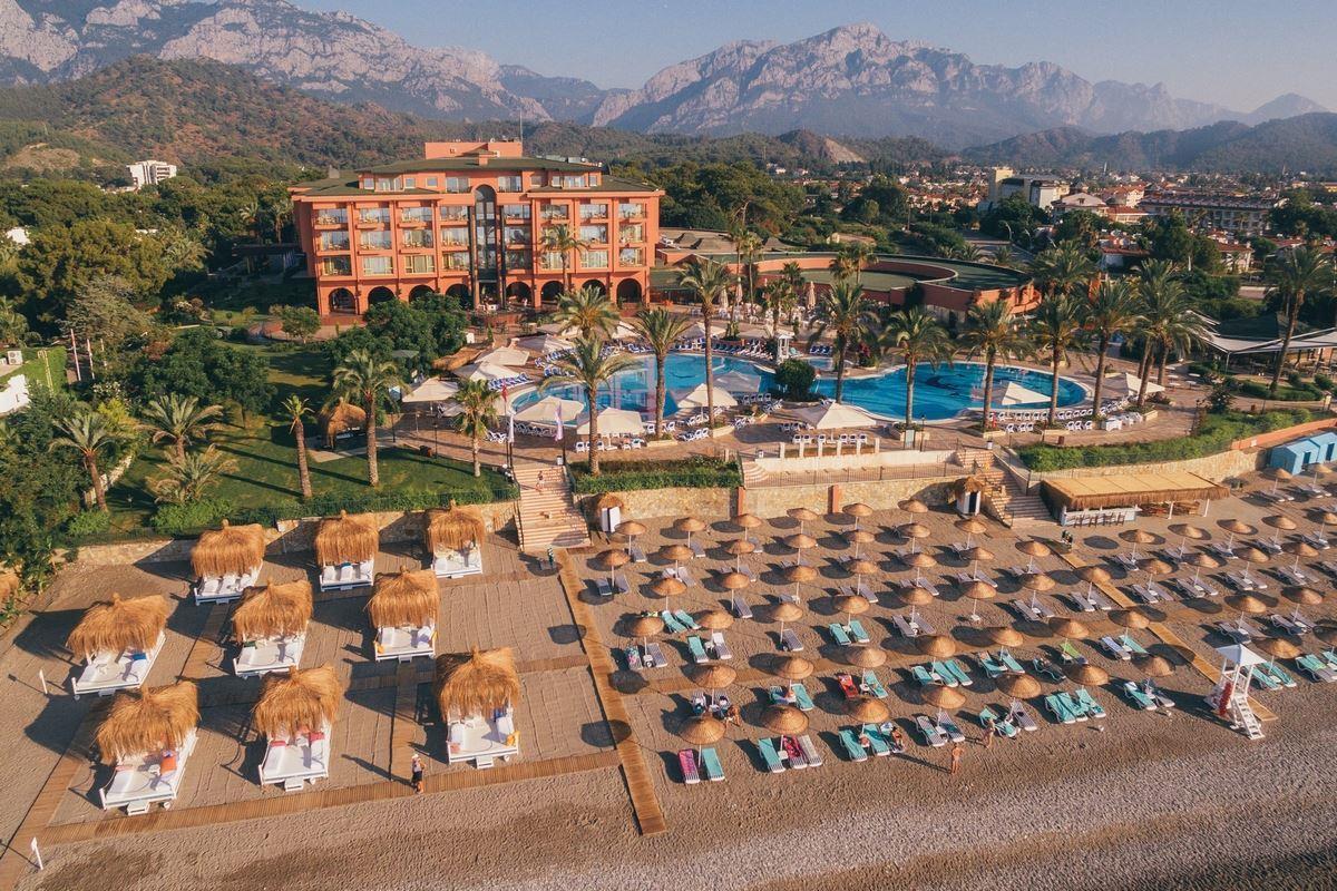 Otel Fantasia Hotel De Luxe Kemer V Turcii Foto Otzyvy Otdyh