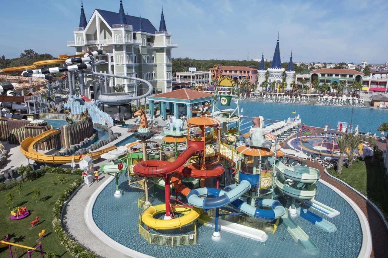 Отель GRANADA LUXURY BELEK в Турции: фото, отзывы, отдых