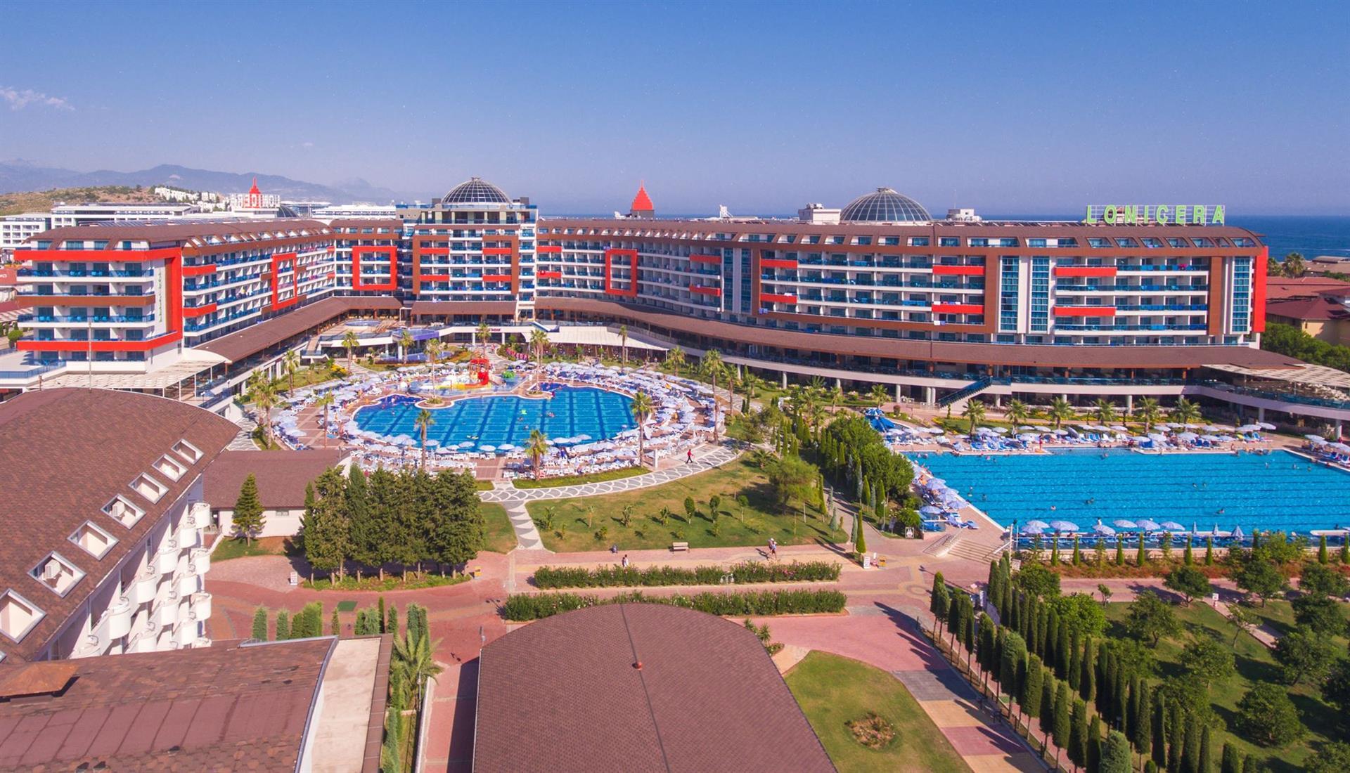 Lonicera World 4 (Turkey, Alanya, Incekum): location, hotel infrastructure, room description, service, reviews 78