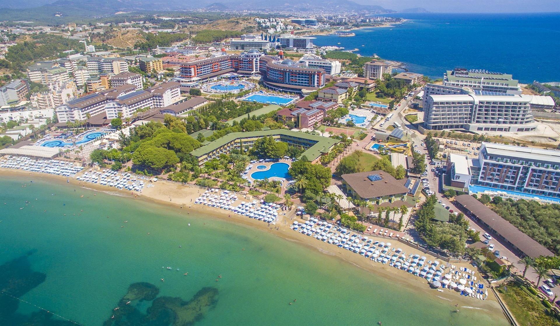 Lonicera World 4 (Turkey, Alanya, Incekum): location, hotel infrastructure, room description, service, reviews 16