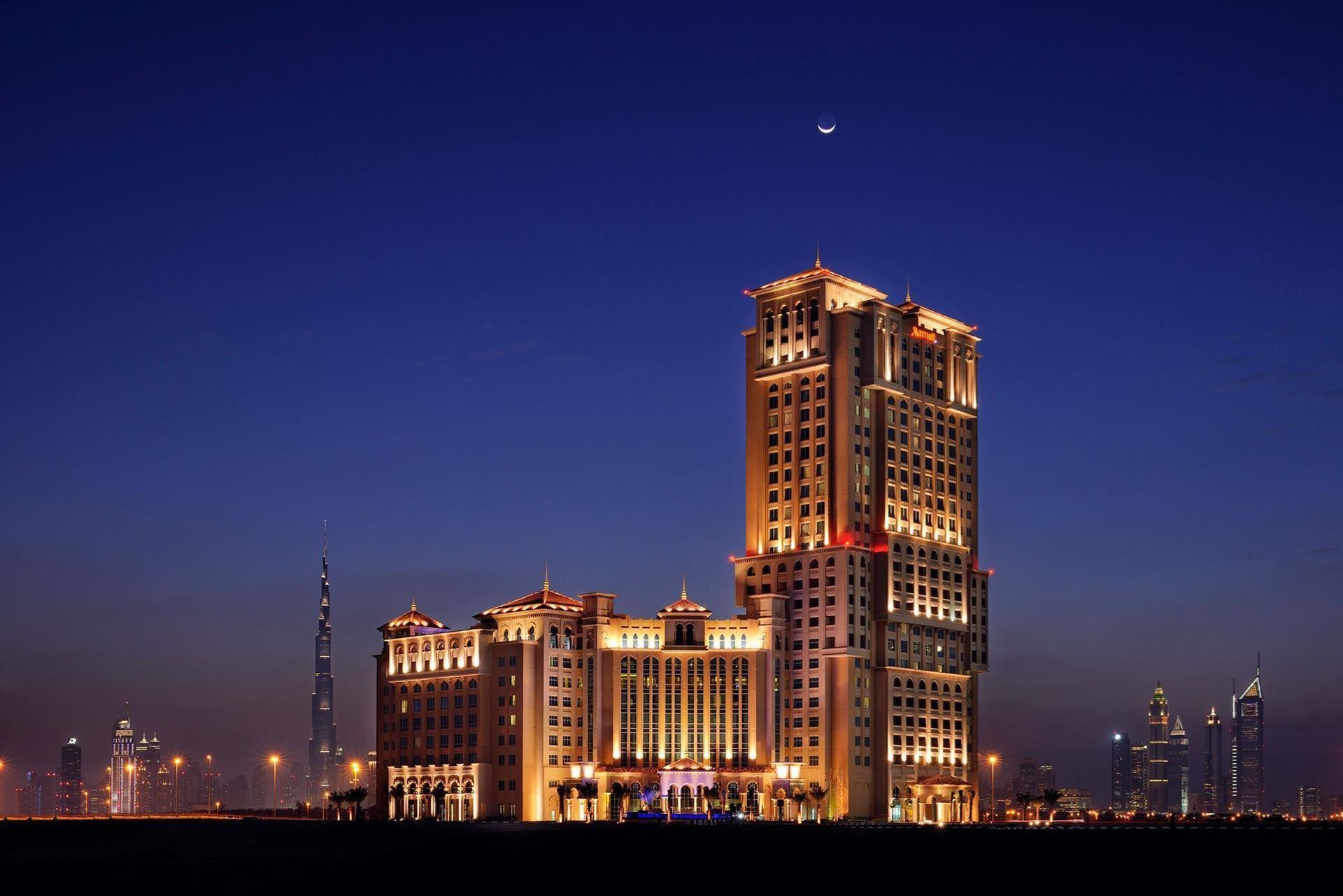 Отличный отель в Дубаи!