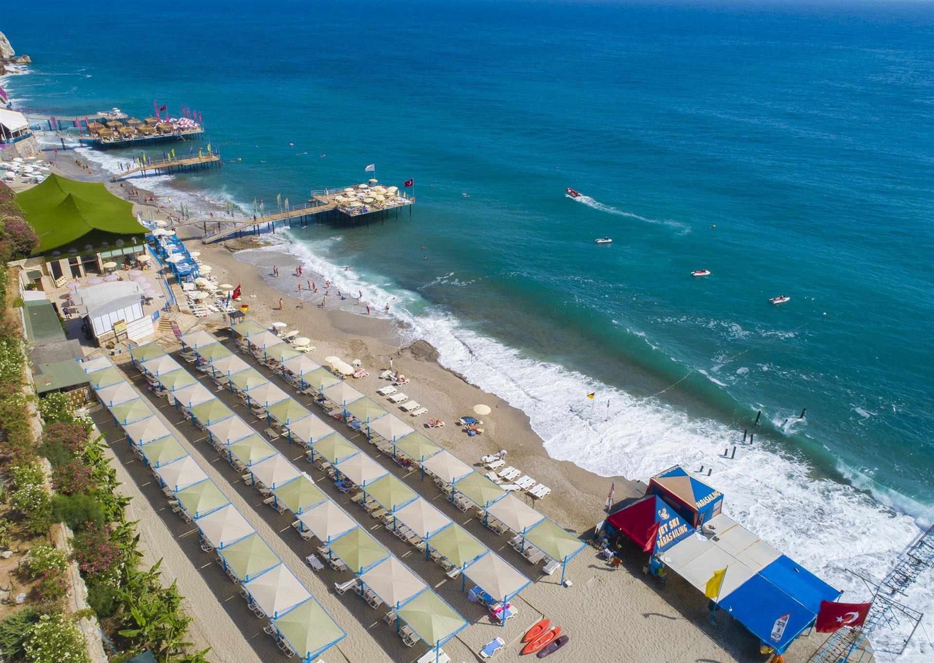 Beach Club Doganay ТурцияKonakli_22