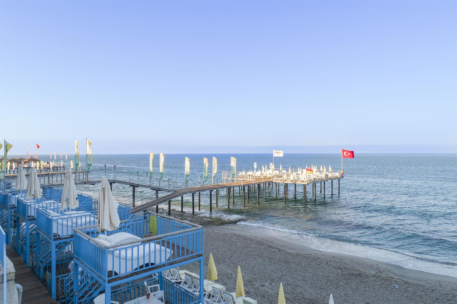 Beach Club Doganay ТурцияKonakli_24