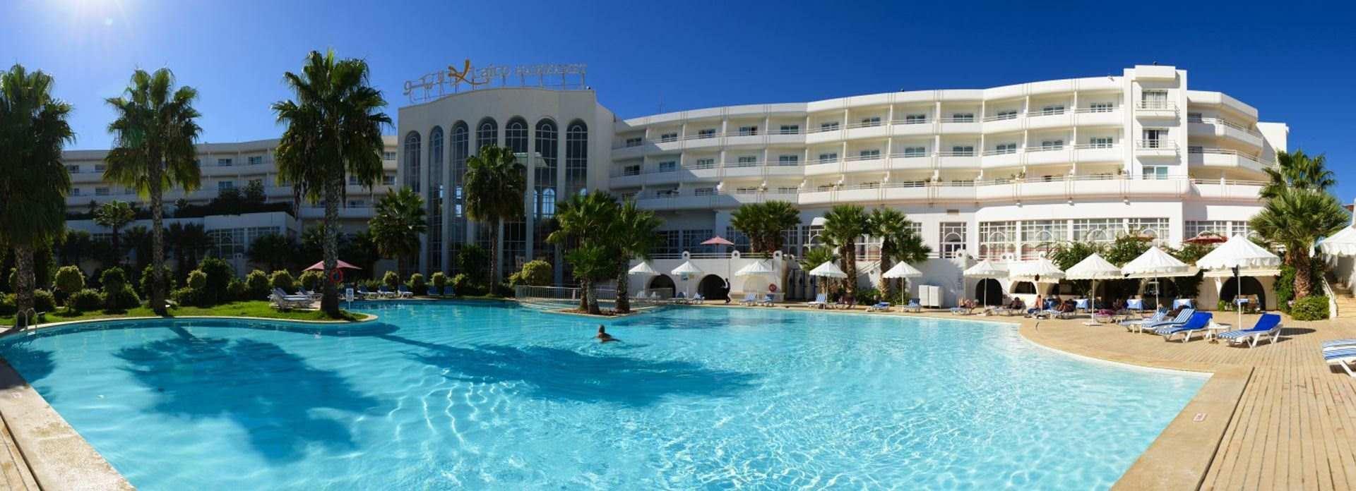 Неделя в Тунисе в отеле 5* по системе