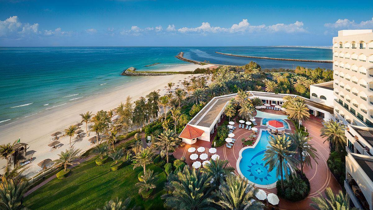 Неделя на берегу Персидского залива! В Эмиратах!