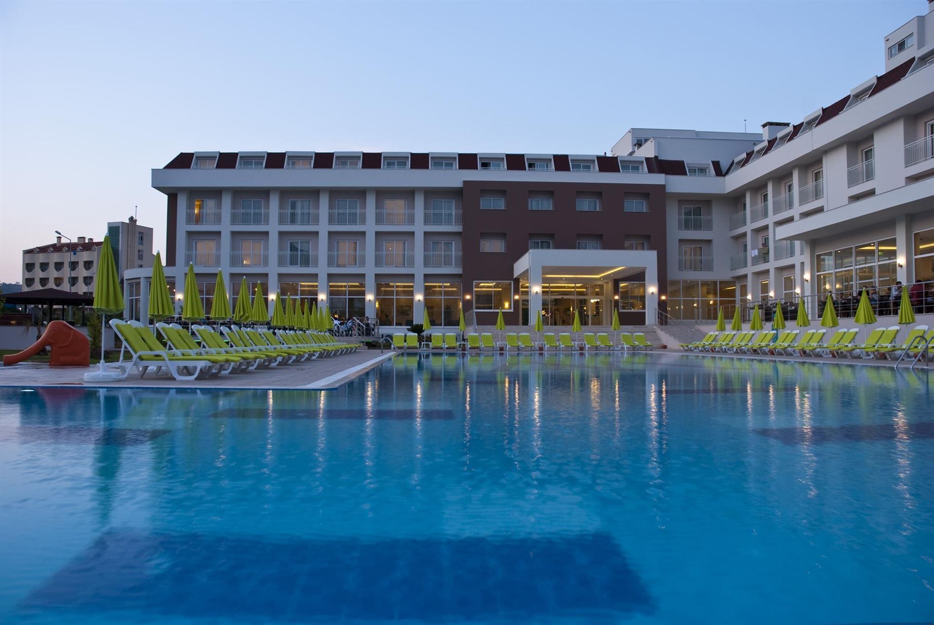 Горящий тур в Турцию, WHITE LILYUM HOTEL 5* -  от14000 рублей