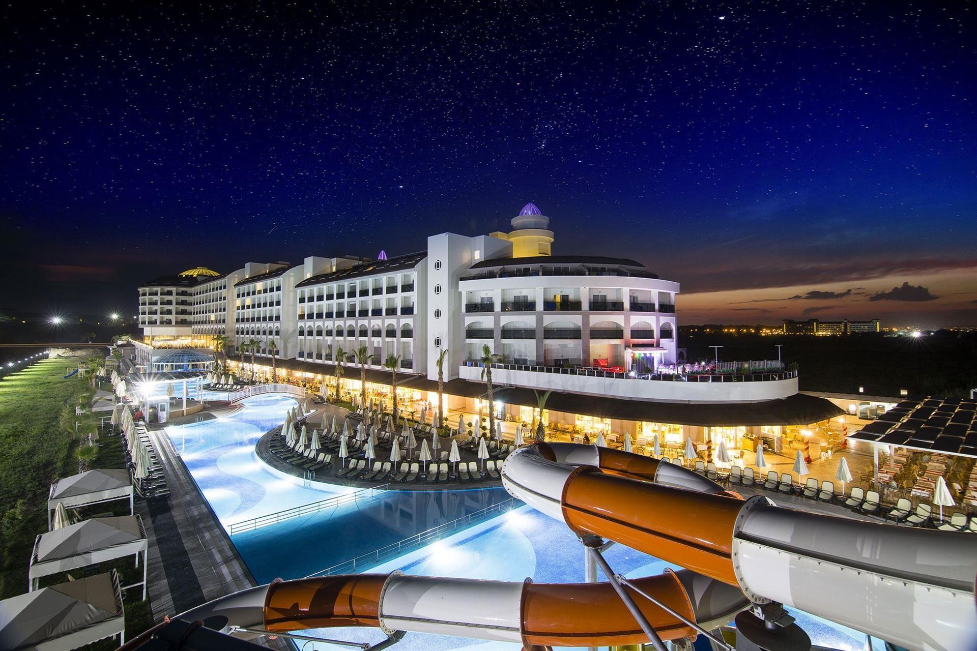 Port River Hotel&spa ТурцияTitreyengol